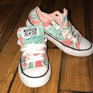 Watermelon All Star Converse